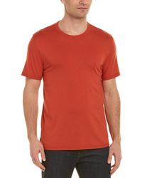 Vince T-shirt - Orange