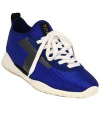 Tod's Tod?s Sporty Sneaker - Blue