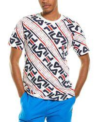 Fila Calvin T-shirt - Blue