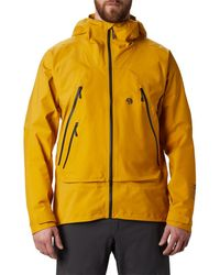 Mountain Hardwear High Exposure Gore-tex C-knit Jacket - Multicolour