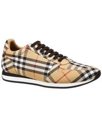Burberry Sneaker - Yellow