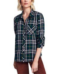 Faherty Brand Malibu Shirt - Blue