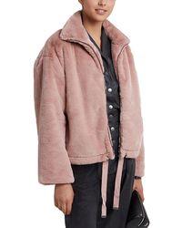 Rebecca Minkoff Brigit Jacket - Pink