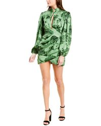 C/meo Collective C/meo Collective Renew Mini Dress - Green