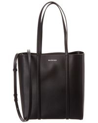 Balenciaga - Everyday Xs Leather Tote - Lyst