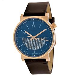Fossil Barstow Watch - Blue