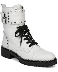 Sam Edelman Jennifer Boots - White