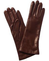 Portolano - Leather Gloves - Lyst