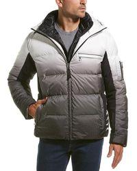 Bogner Flames-d Coat - Grey