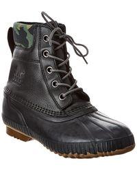 Sorel Cheyanne Ii Premium Camo Boot - Black