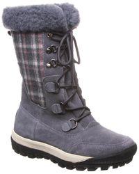 BEARPAW Lotus Boots - Gray