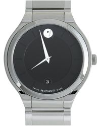 Movado Men's Stainless Steel Watch - Multicolour