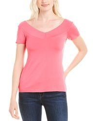 Bailey 44 Linda Top - Pink