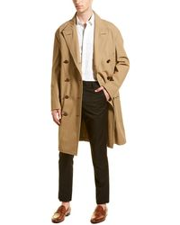 Tom Ford Trench Coat - Brown