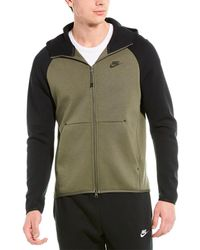 Nike Sportswear Tech Fleece Hoodie - Green