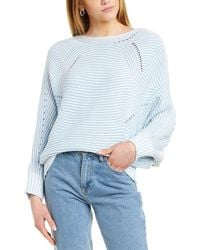 Line & Dot Holly Sweater - Blue