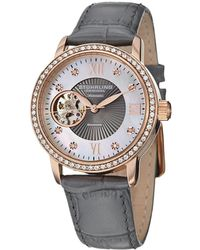 Stuhrling Original Stuhrling Vogue Diamond Watch - Multicolour