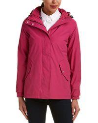 Joules Coat - Pink