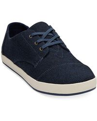 TOMS - Paseo Low Top Wool Trainers - Lyst