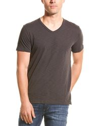 Vince Slub T-shirt - Gray