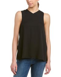 Helmut Lang Knotted Top - Black