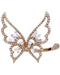 Diana M. Jewels - . Fine Jewelry 14k 0.84 Ct. Tw. Diamond Ring - Lyst