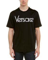 Versace Vintage Logo T-shirt - Black