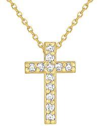 KC Designs 14k Diamond Necklace - Metallic
