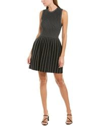 Theory Lustrate A-line Dress - Black