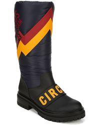 Circus by Sam Edelman Gabbi Leather Boot - Black