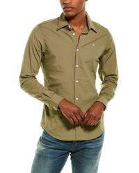 G-Star RAW Raw Core Woven Shirt - Green