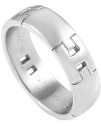 Hermès Hermes 18k Ring - Metallic