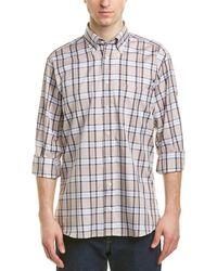 Gitman Brothers Vintage Woven Shirt - Brown