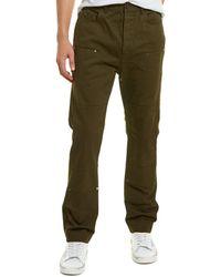 Lanvin Workwear Pant - Green