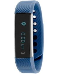 Everlast Rbx Tr5 Activity Tracker With Caller Id & Message Alerts - Blue