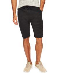 Matiere - Lido Cotton Ribbed Sweat Shorts - Lyst
