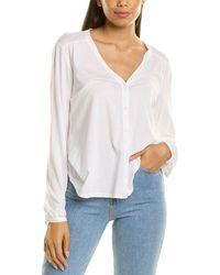 Michael Stars Mason Shirt - White