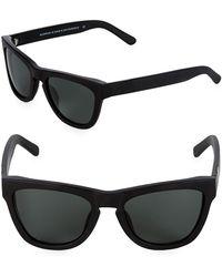 Westward Leaning - Pioneer 53mm Matte Sunglasses - Lyst