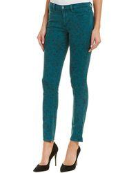 M.i.h Jeans Jeans Ellsworth Teal Rose High-rise Skinny Leg - Blue