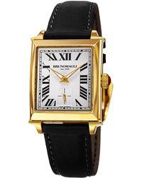 Bruno Magli Women's Valentina Swiss Quartz Watch, 27mm - Metallic