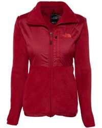 The North Face Luxe Denali Jacket - Red