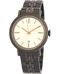 Ted Baker - Connor Dress Sports Watch - Lyst