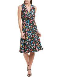 Elie Tahari - A-line Dress - Lyst
