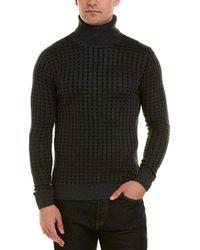 Antony Morato - Turtleneck Wool-blend Sweater - Lyst