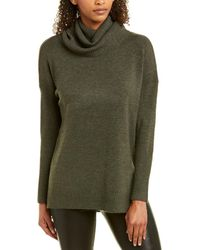 French Connection Cowl Jumper - Green