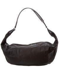 The Row Sling Shoulder Bag - Black