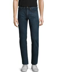 Brooks Brothers - Cotton Straight Jeans - Lyst