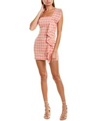 Tularosa Cait Mini Dress - Pink