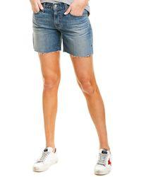 AG Jeans The Becke Immersed Slim Short - Blue