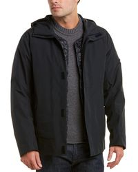 Stone Island Coat - Black